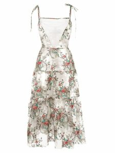 Macgraw Prairie embroidered dress - Multicolour