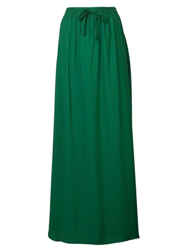 Société Anonyme long loose skirt - Green