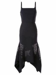 Dion Lee Honey Comb dress - Black