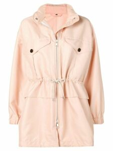 Fay Romantic parka - Neutrals