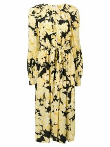 Stine Goya Lydia floral print dress - Yellow