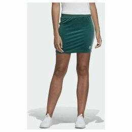 adidas  FALDA 3 RAYAS DV2582  women's Skirt in Green