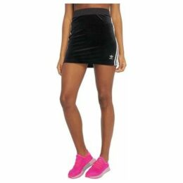 adidas  FALDA 3 RAYAS DV2582  women's Skirt in Black