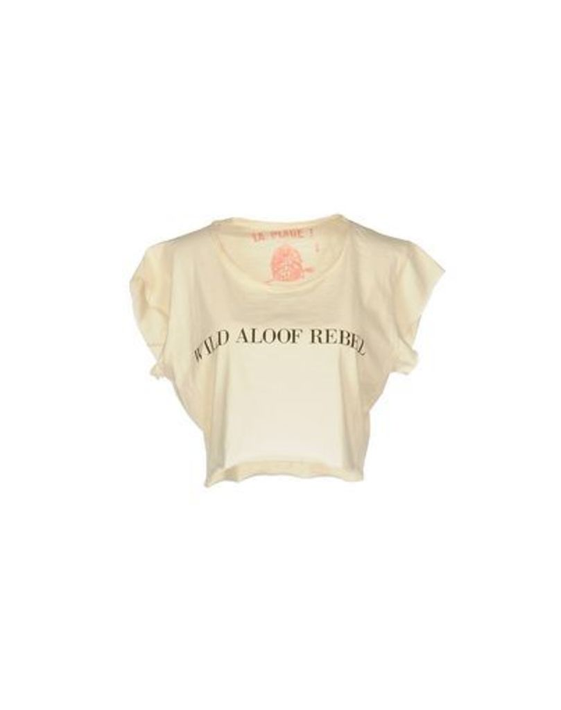 LA PLAGE ! TOPWEAR T-shirts Women on YOOX.COM