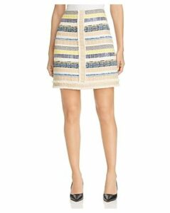 Elie Tahari Julietta Tweed Skirt