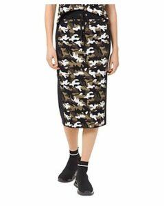 Michael Michael Kors Camo Pencil Skirt