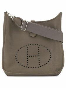 Hermès Pre-Owned Evelyne 3 GM crossbody shoulder bag - Brown