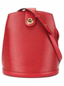 Louis Vuitton Pre-Owned Cluny shoulder bag - Red