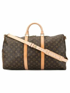 Louis Vuitton Pre-Owned Keepall 50 Bandouliere bag - Brown