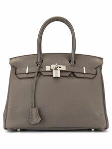 Hermès Pre-Owned Birkin 30 handbag Togo - Brown