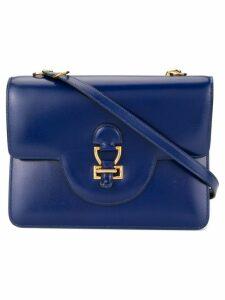 Hermès Pre-Owned Sandrine shoulder bag - Blue