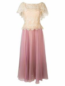 A.N.G.E.L.O. Vintage Cult 1960's layered gown - Pink