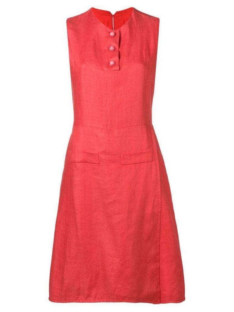A.N.G.E.L.O. Vintage Cult 1960's A-line sleeveless dress - Pink