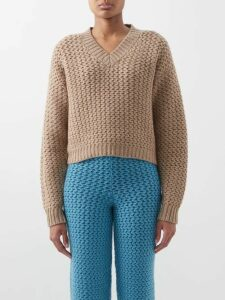 Sea - Izzy Cotton Blend Skirt - Womens - Black