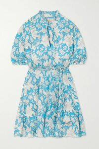 Gu de - Milky Croc-effect Leather Tote - Ivory