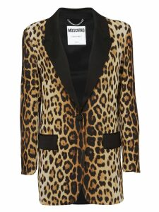 Animalier Silk Jacket
