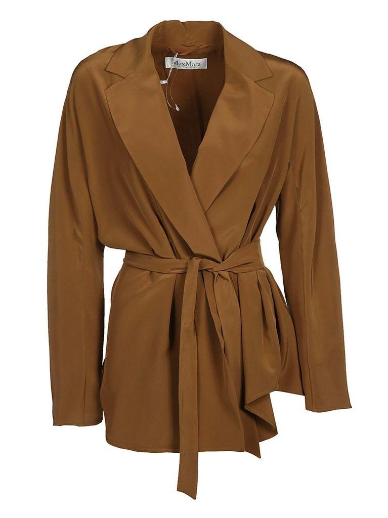 Maxmara Belted Coat