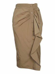 Maxmara Taffeta Skirt