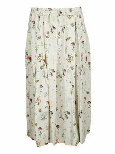 Fay Floral Print Skirt