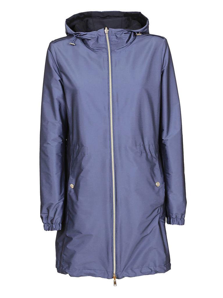 Herno Metallic Raincoat