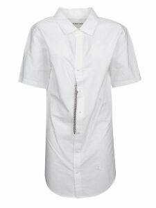 Alexander Wang Short-sleeve Shirt Dress
