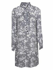 Michael Kors Floral Shirt Dress