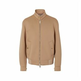 Burberry Neoprene Harrington Jacket
