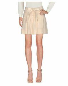 GOLD CASE SKIRTS Knee length skirts Women on YOOX.COM