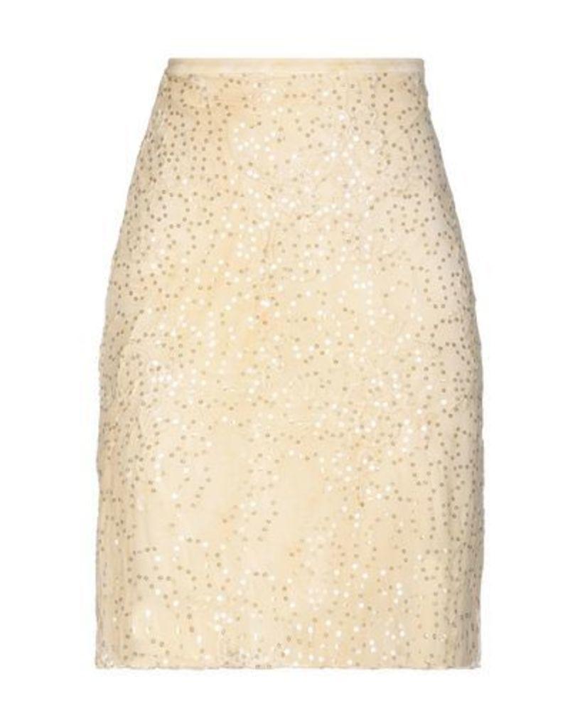 WHAT-ELSE? SKIRTS Knee length skirts Women on YOOX.COM