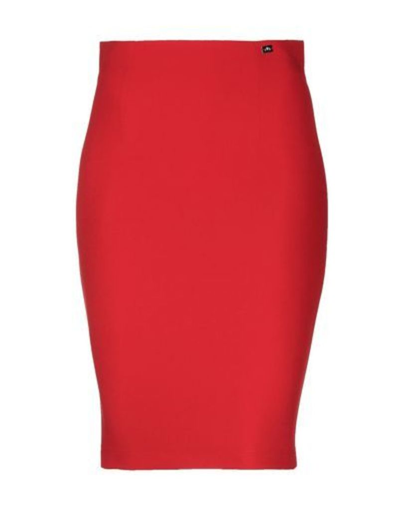 DIVE DIVINE SKIRTS Knee length skirts Women on YOOX.COM