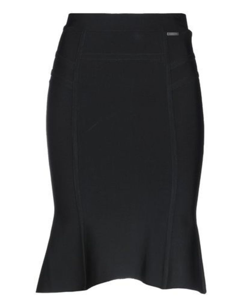 GLAMOROUS SKIRTS Knee length skirts Women on YOOX.COM