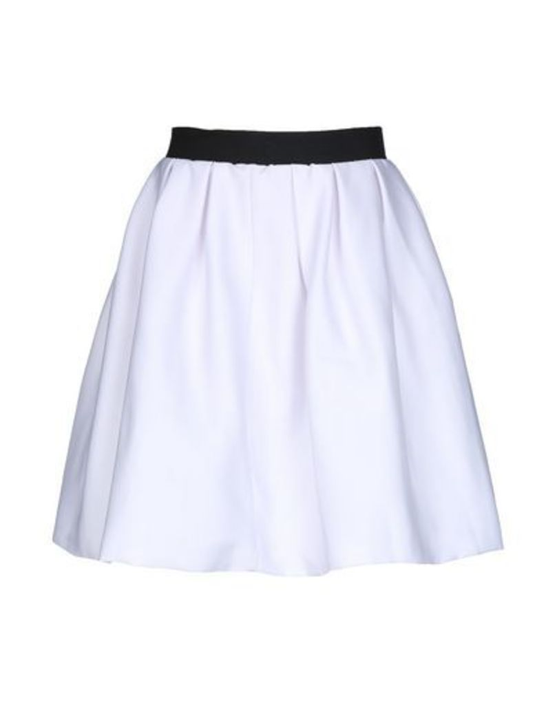 MNML COUTURE SKIRTS Knee length skirts Women on YOOX.COM