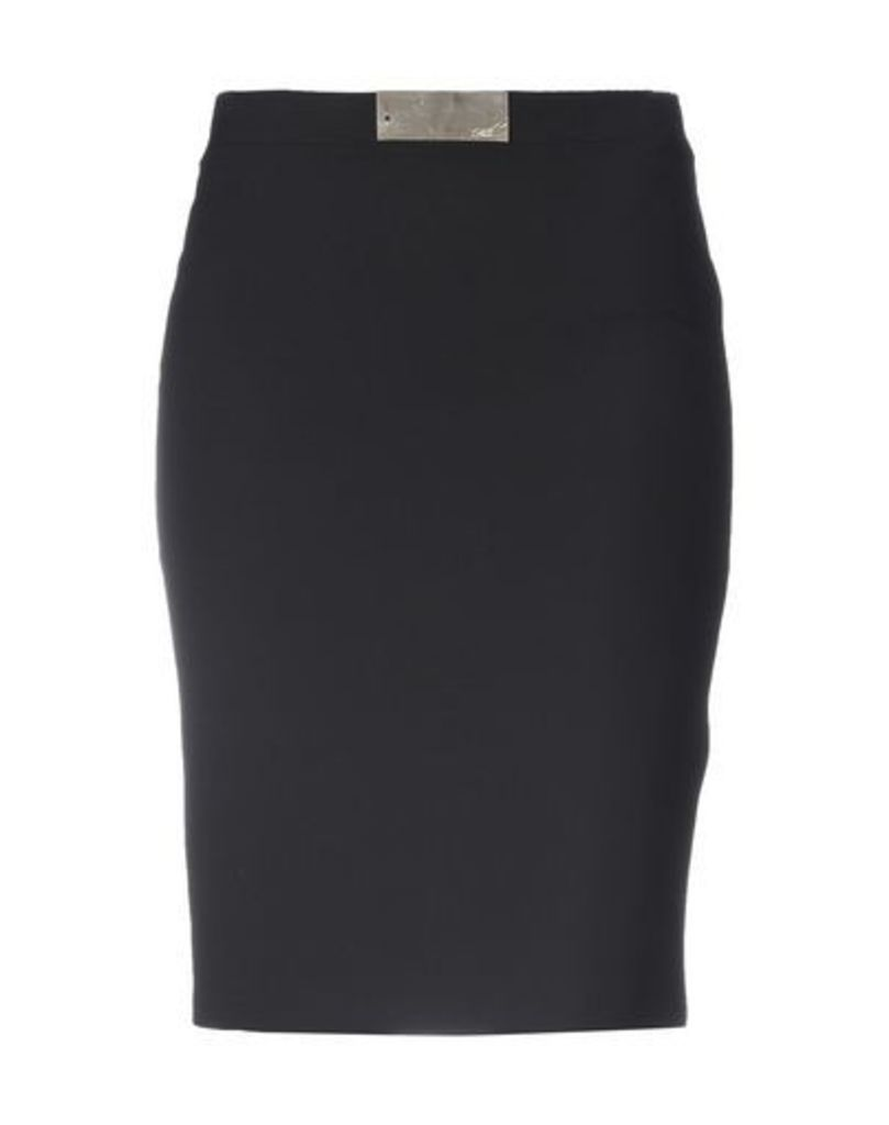 G.SEL SKIRTS Knee length skirts Women on YOOX.COM
