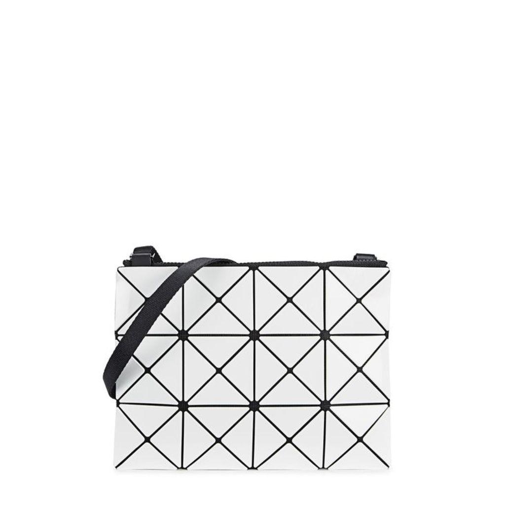 BAO BAO ISSEY MIYAKE Lucent White Cross-body Bag