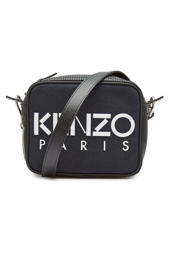 Kenzo Embellished Shoulder Bag