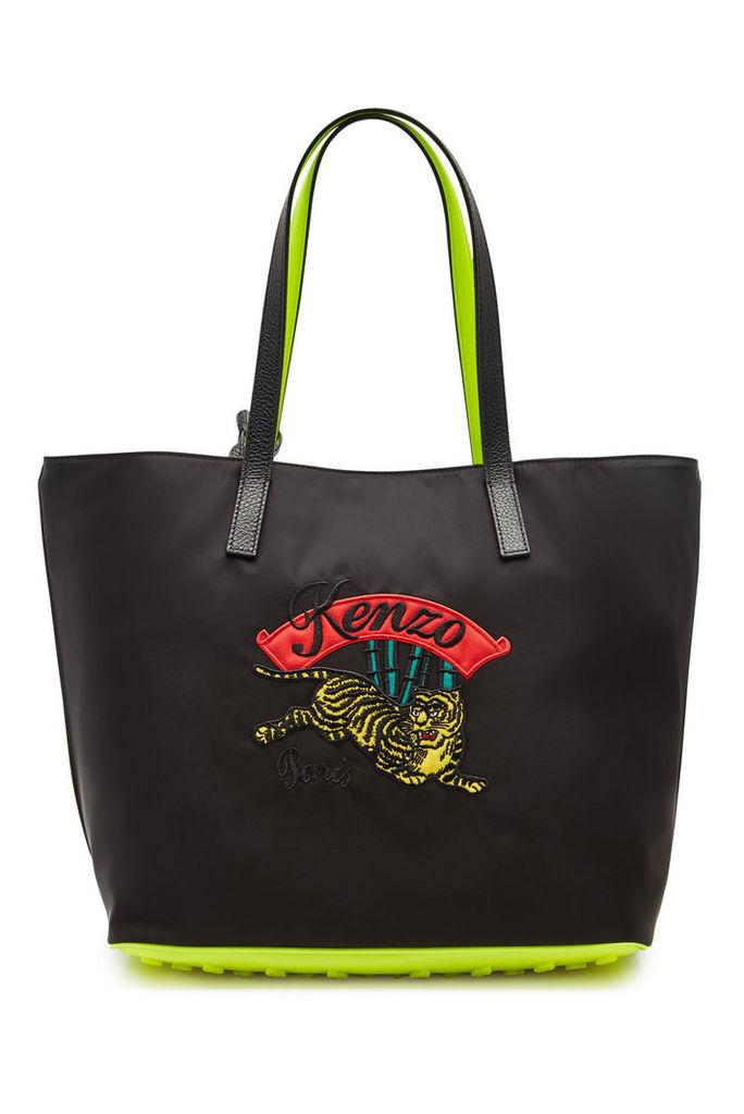 Kenzo Logo Shopper