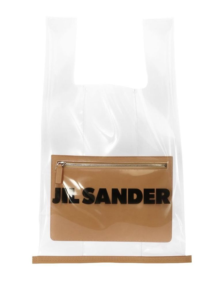 Jil Sander Market Bag With Pocket