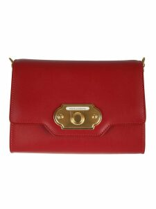 Dolce & Gabbana Logo Plaque Shoulder Bag
