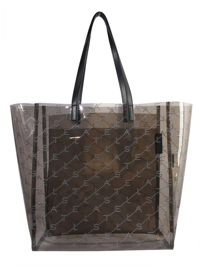 Stella McCartney Monogram Media Tote Bag