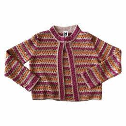 Pink Viscose Knitwear