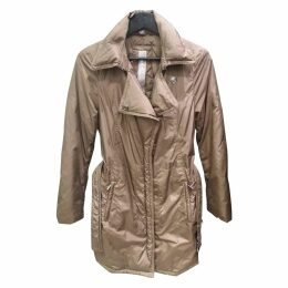 Green Synthetic Coat