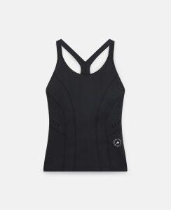 Stella McCartney Black Falabella Shoulder Bag, Women's, Size OneSize