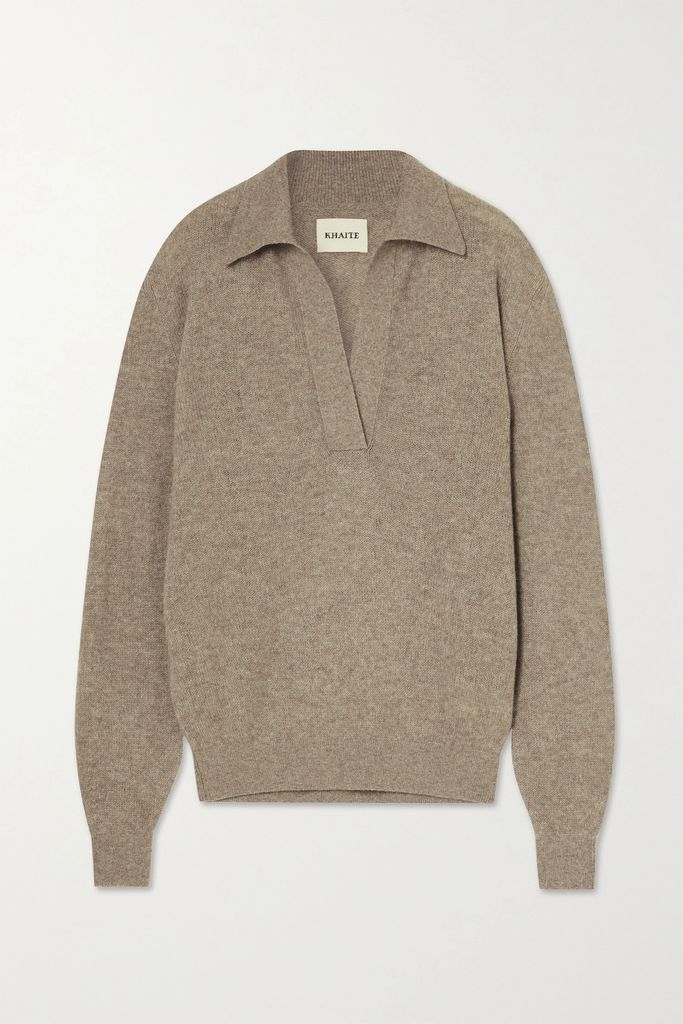 IRO - Maddie Printed Chiffon Robe And Mini Dress - Brown
