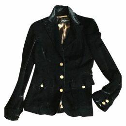Velvet blazer
