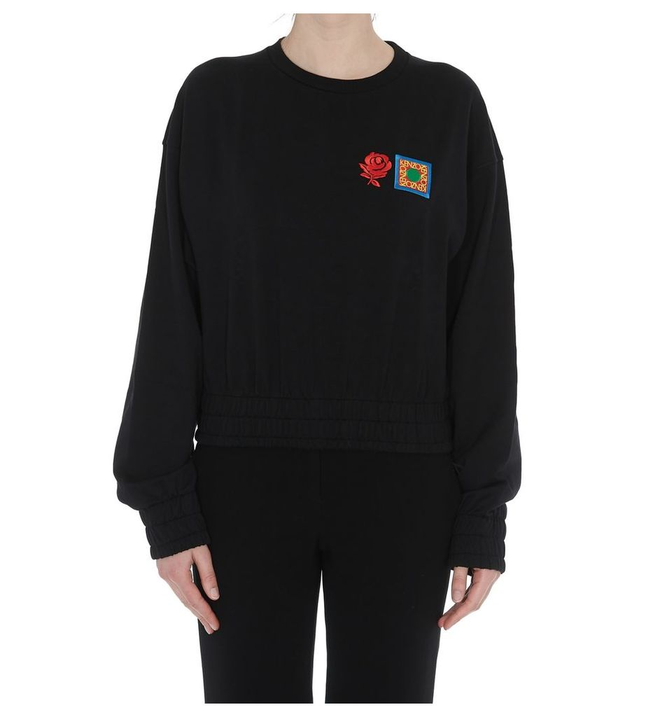 Kenzo Bold Gathered Sweatshirt