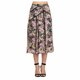 Trussardi Viscose Skirt