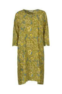 Womens Masai Green Nadia Dress -  Green