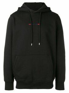 1017 ALYX 9SM logo print hoodie - Black