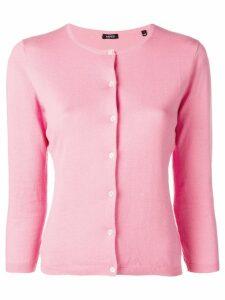 Aspesi boba cardigan - Pink