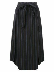 Vince tie waist skirt - Blue